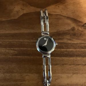 Movado Women's Harmony white gold watch
